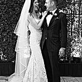David Arquette Wedding Pictures April 2015