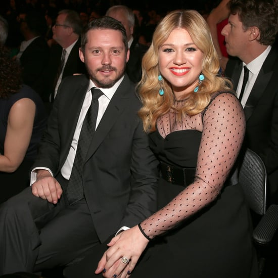 Kelly Clarkson and Brandon Blackstock Anniversary Photo 2016