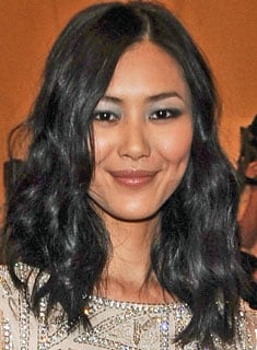 Liu Wen's Makeup at the 2010 Costume Institute Gala