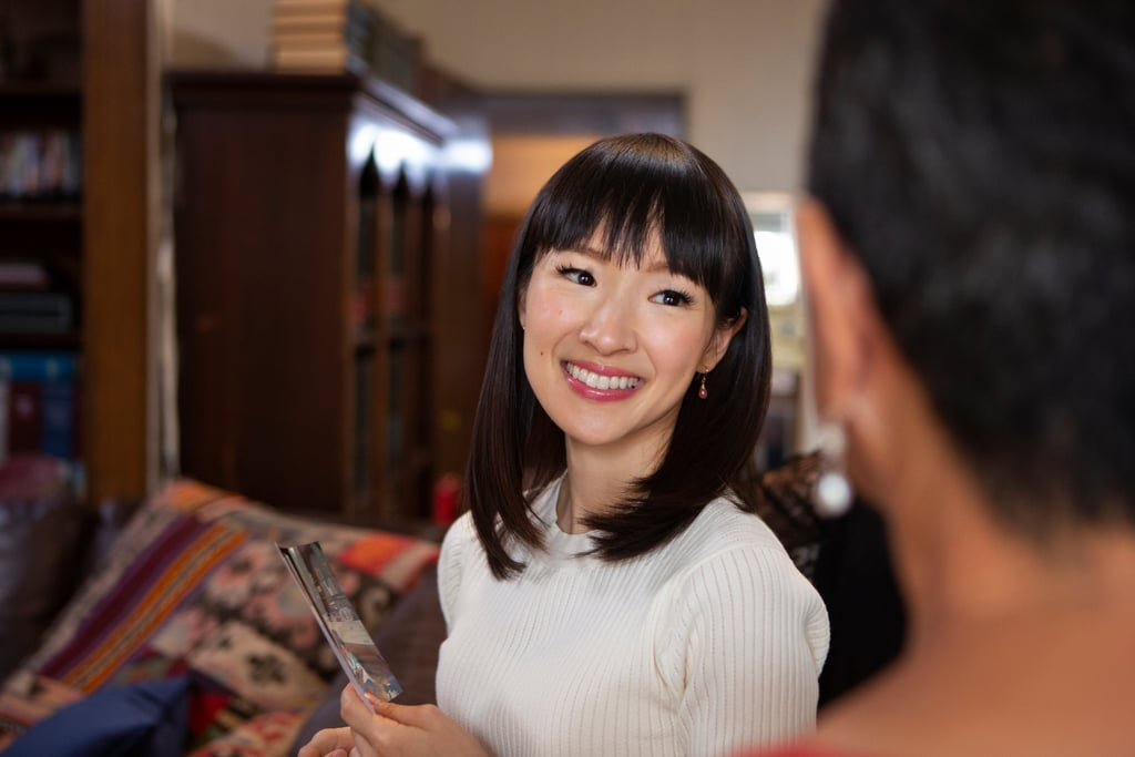 Reactions to Tidying Up With Marie Kondo on Netflix