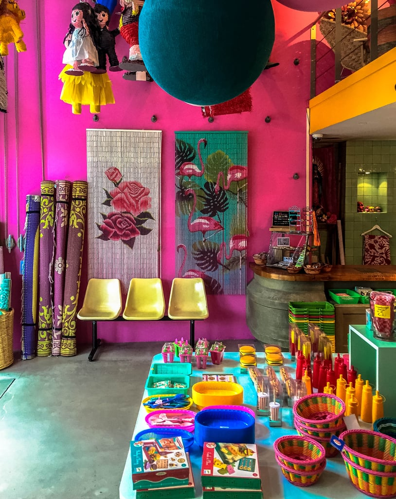 "Speaking of fun, be sure to swing by Kitsch Kitchen for an extra good time. Full of colourful decor and quirky knick-knacks, one step inside is all it takes to realise why the mission of this store is to ""colour your life happy!"""