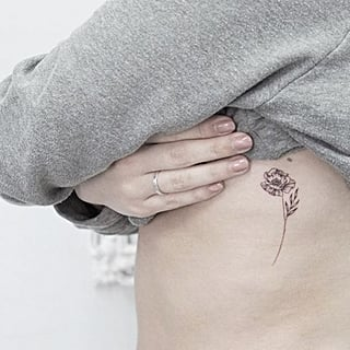 Sexy Placement Ideas For Tattoos