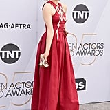 SAG Awards Red Carpet Dresses 2019