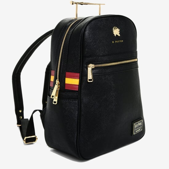 This Harry Potter Backpack Comes With a Mini Wand Handle