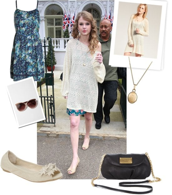 Pictures of Taylor Swift Street Style in London