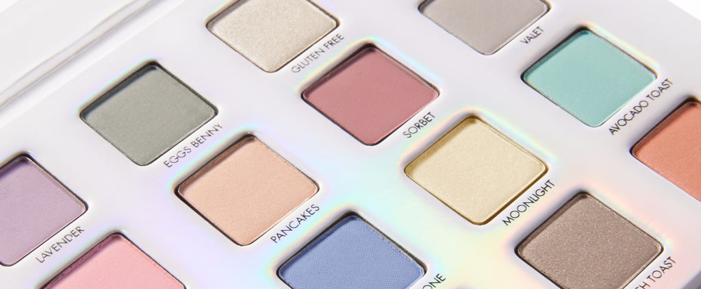 """You Can Now Buy an Eye Shadow Palette With a Shade Named """"Avocado Toast"""""""