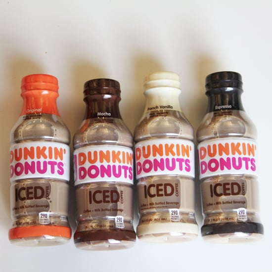 Dunkin' Donuts Bottled Coffees Taste Test