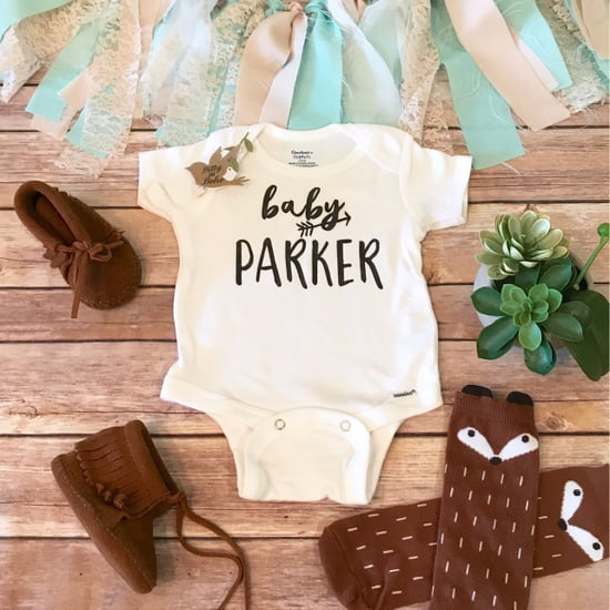 Customized Baby Onesies