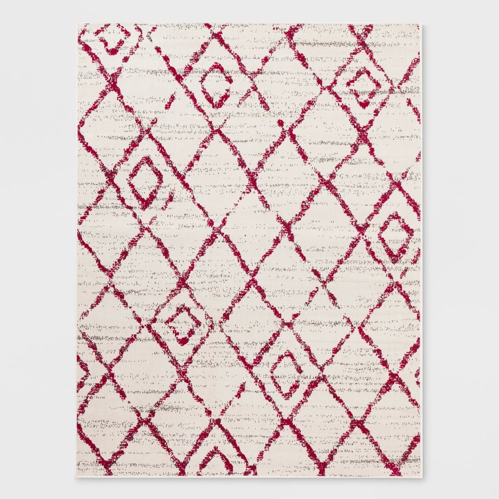 Diamond Berry Outdoor Rug