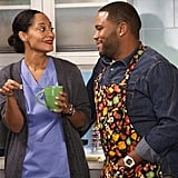 Rainbow and Dre, Black-ish