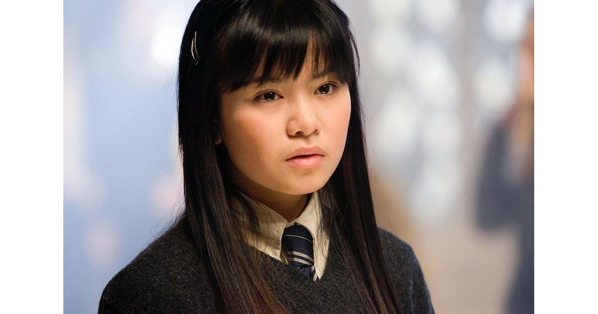 Cho Chang Played By Katie Leung Harry Potter Cast