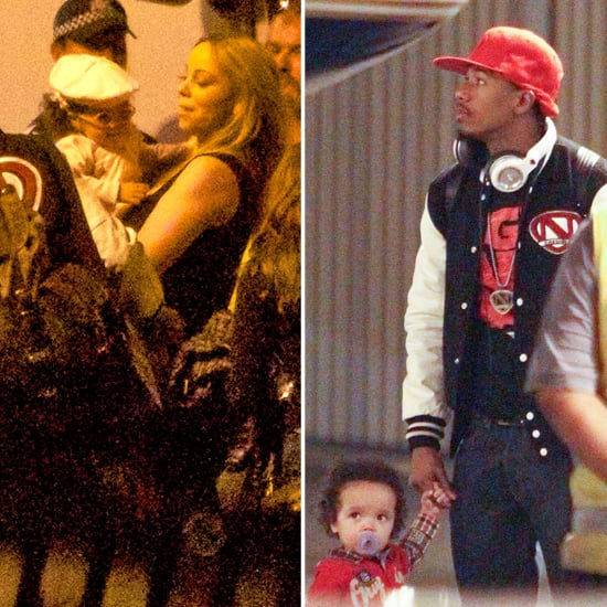 Mariah Carey and Nick Cannon in Sydney | Pictures