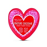 Valentine's Day Cheese — Mature Cheddar