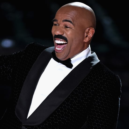 Steve Harvey Tweet About Warren Beatty at the 2017 Oscars