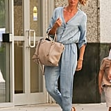 Gisele Bündchen Carrying Louis Vuitton