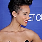 Alicia Keys at the Unite4:humanity Event