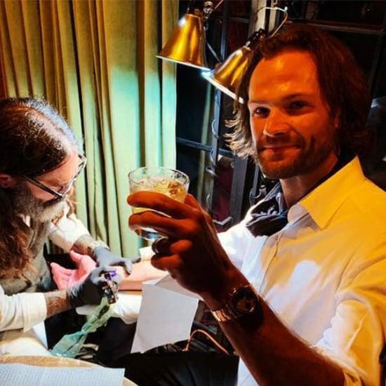 Supernatural Stars Getting Matching Tattoos Photo