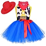Tutu Dreams Cowgirl Costume For Girls