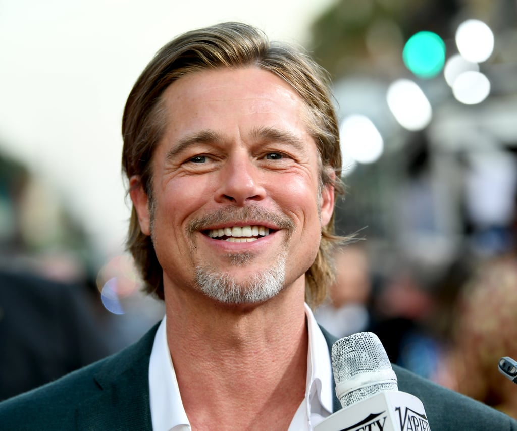 Hot Brad Pitt Pictures 2019 | POPSUGAR Celebrity Photo 19