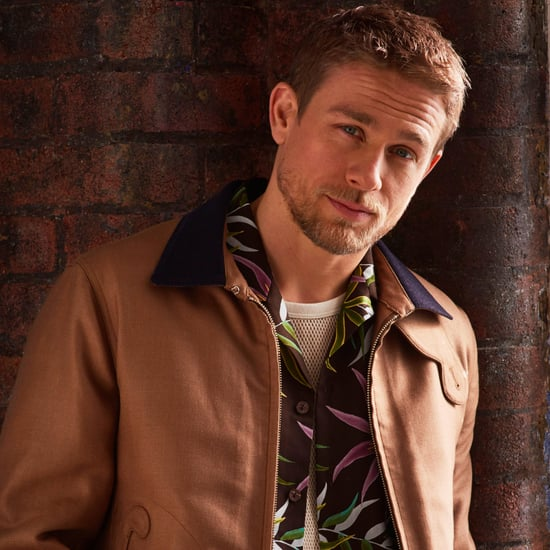 Charlie Hunnam in Mr Porter 2017 Pictures