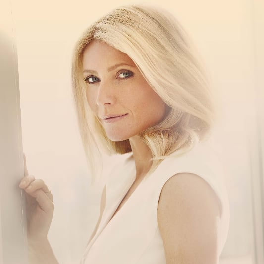 Gwyneth Paltrow Second Hugo Boss Perfume Ad