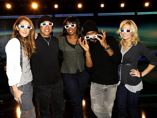 Celine Dion,Jennifer Hudson,Usher and Carrie Underwood rehearsed for their Michael Jackson Tribute for the Grammys