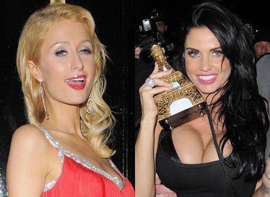 23/10/2008 Jordan and Paris Hilton