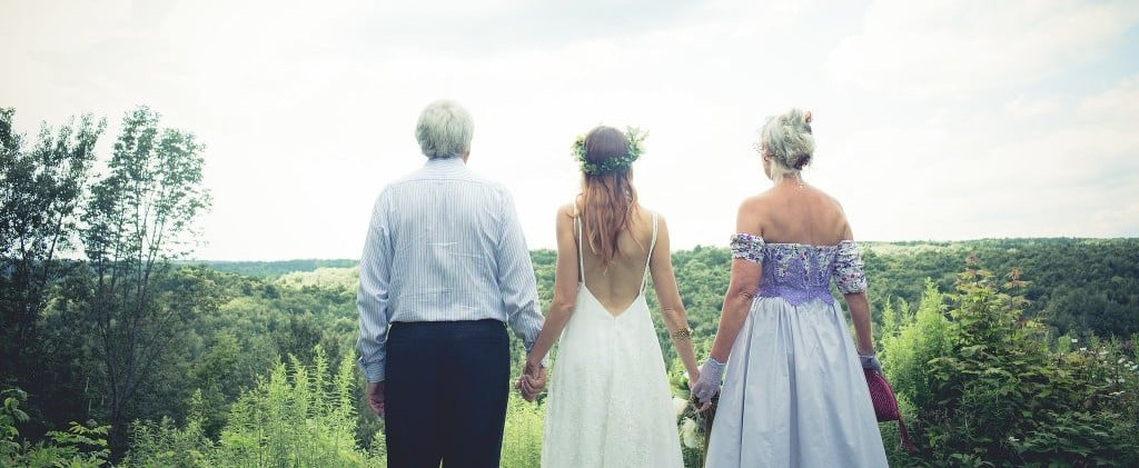 Marrying Your Partner With No In-Laws