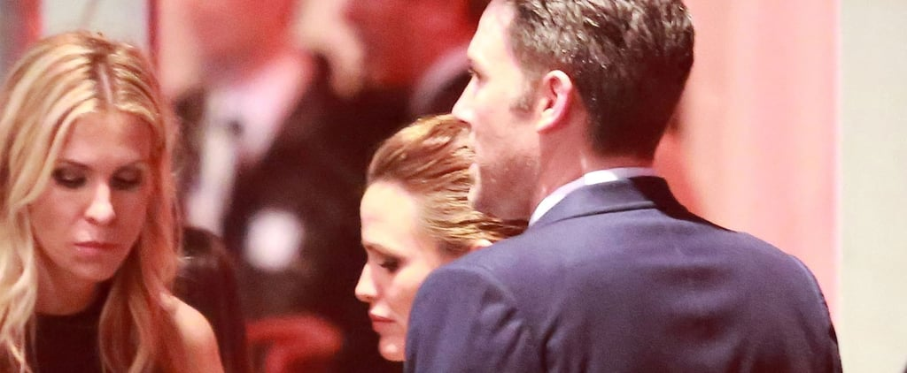 Jennifer Garner and Ben Affleck Spend Oscars Night Together After Her Revealing Vanity Fair Interview