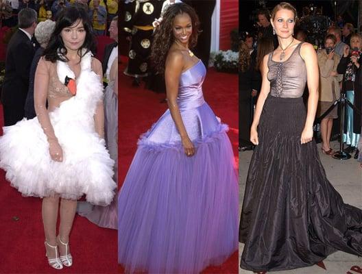 Ten Worst Oscar Dresses of the Decade: 2001-2010