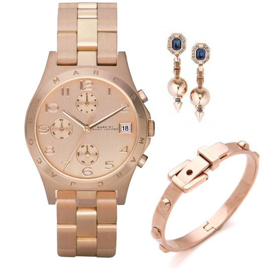Top Ten Rose Gold Accessories to Buy Online Now: Mawi, maniamania, Sportsgirl, Samantha Wills, PeepToe & More!
