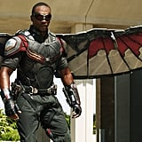 Falcon, aka Sam Wilson