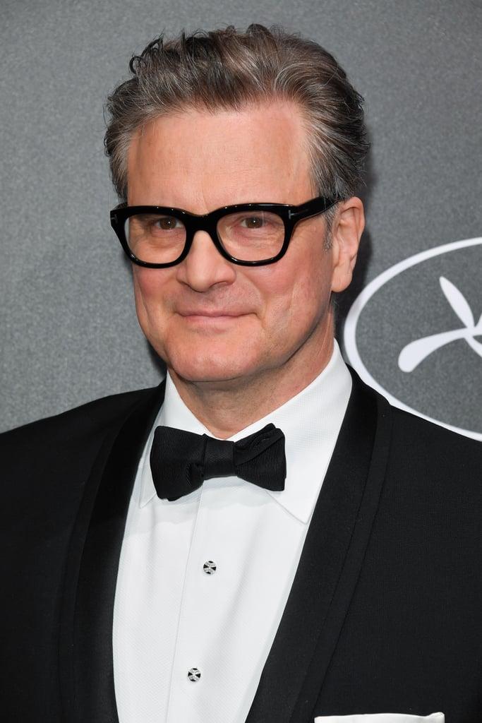 Colin Firth Evolution