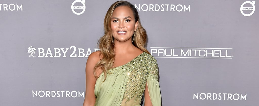 Chrissy Teigen Answers Celebrity Life Questions on Twitter