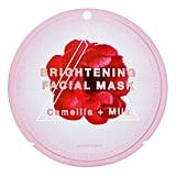 My Spa Life Camella + Milk Brightening Facial Mask