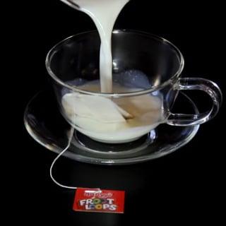 How to Make Cereal Milk Tea