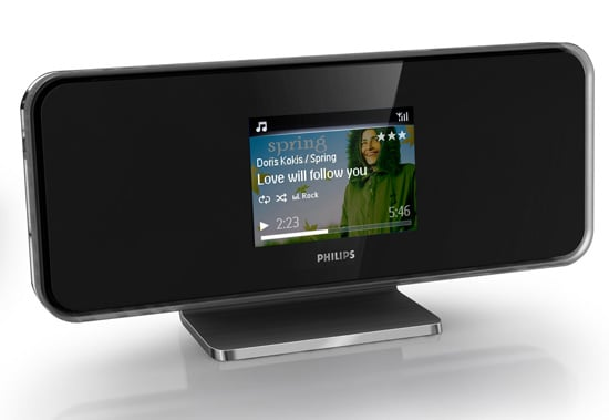 Love at First Sight With Philips Network Music Player NP2500