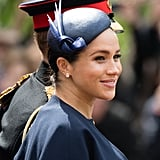 Meghan Markle at Trooping the Colour 2019
