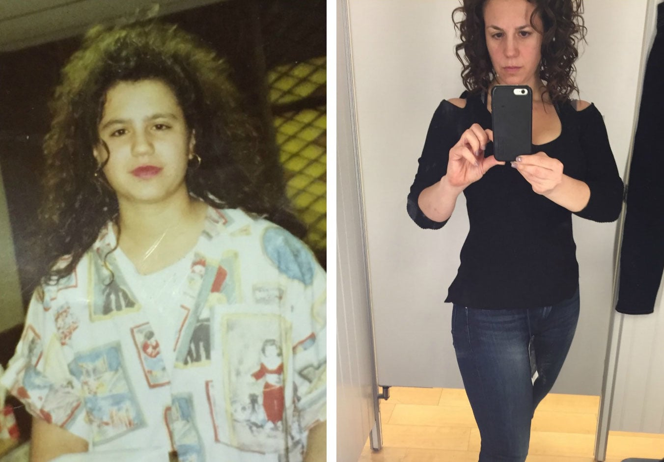 45 Kilos Weight Loss Before And After Popsugar Fitness Australia