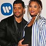 Russell Wilson and Ciara at 2017 Grammys Afterparty