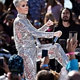 Katy Perry at Witness YouTube Concert in LA