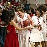 Vanessa Hudgens and Zac Efron in High School Musical