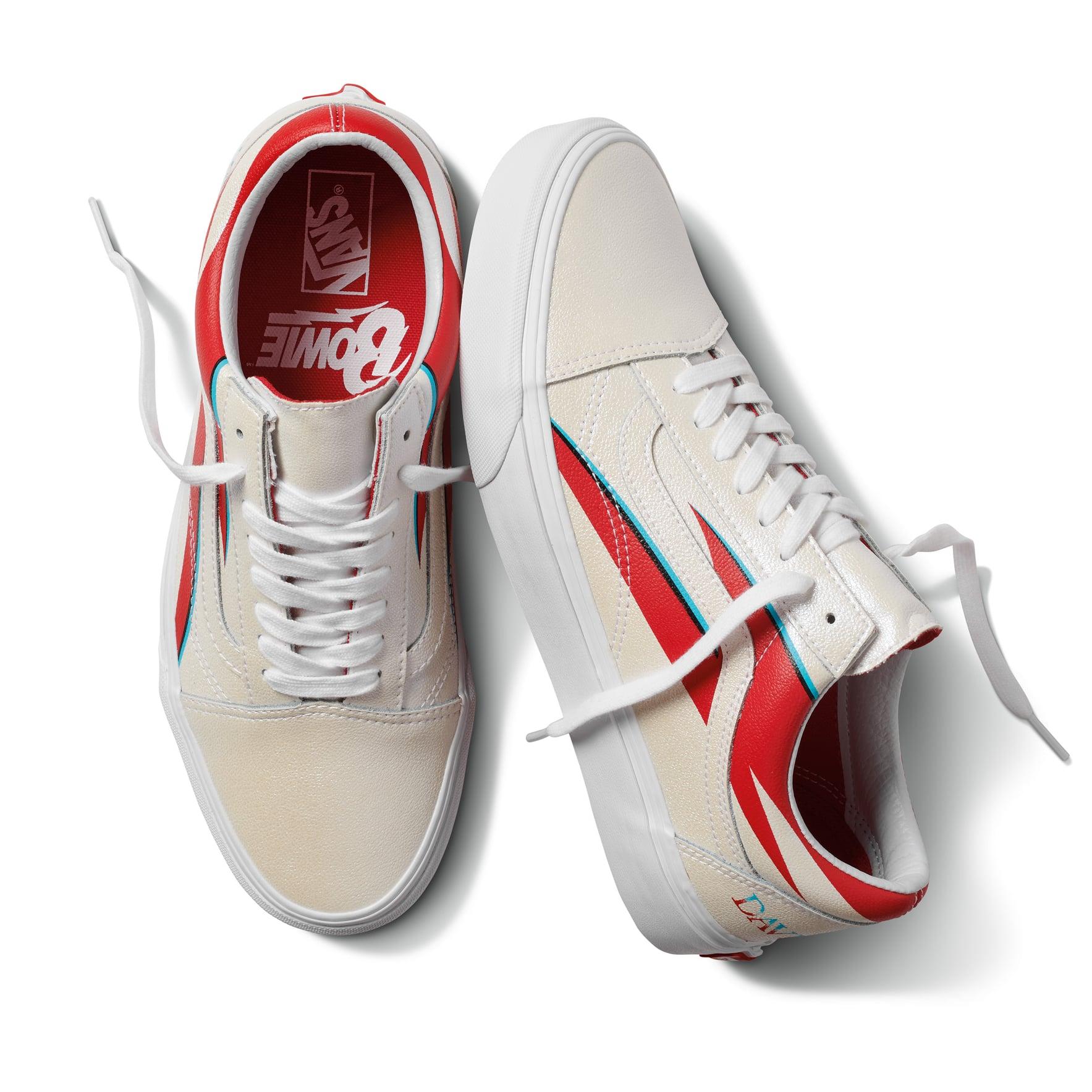 Vans David Bowie Sneaker Collection