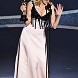 Laura Dern at the 2020 Oscars