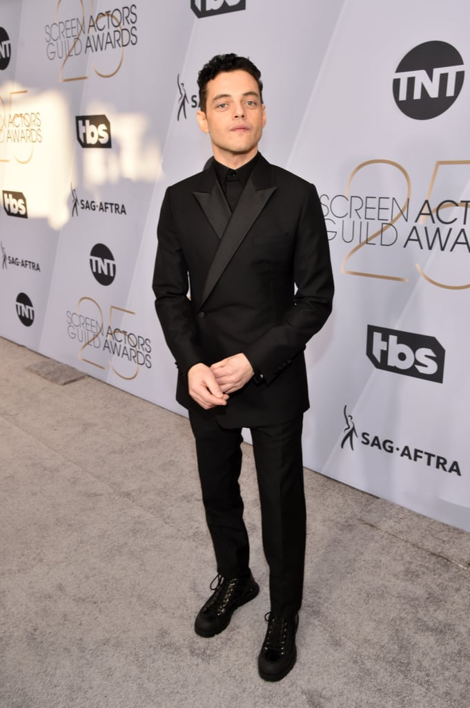 Rami Malek at the 2019 SAG Awards