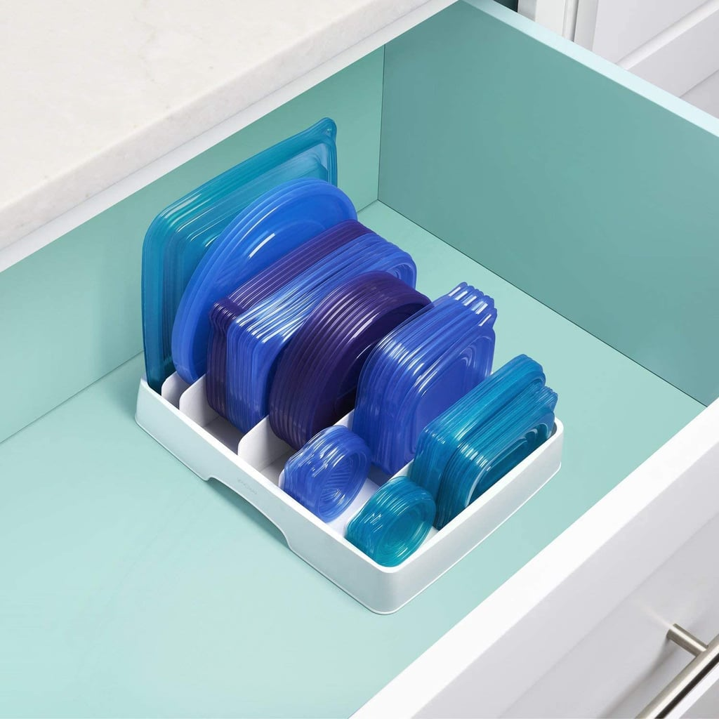 A Place For Your Lids: YouCopia StoraLid Food Container Lid Organizer