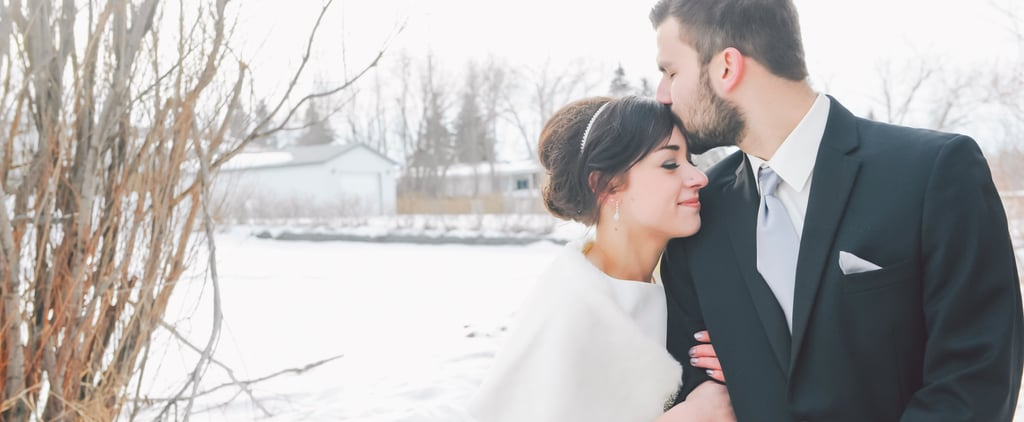 9 Gorgeous Winter Weddings That Will Give You the Chills