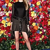 Julie Henderson wore Ferragamo at Ferragamo's launch of L'Icona in New York. Source: Matteo Prandoni/BFAnyc.com