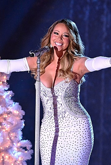 Mariah Carey's Makeup Artist Shares His Tips to Holiday Glam