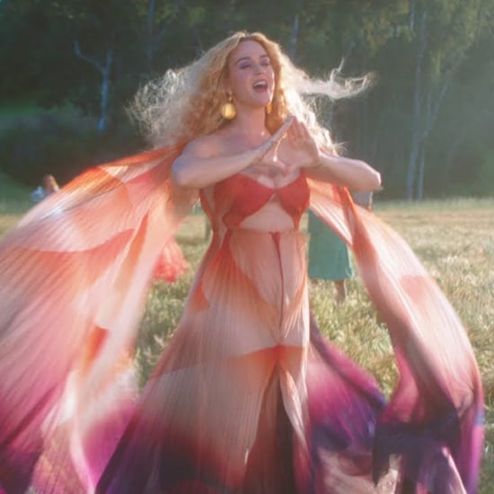 "Katy Perry ""Never Really Over"" Video"